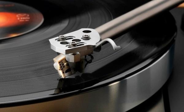 Numérisation d'un disquevinyle